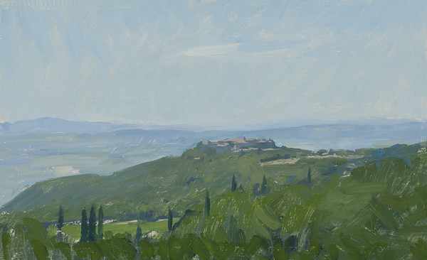 f894c5fe409e0 Plein Air Painting in Tuscany | Marc Dalessio